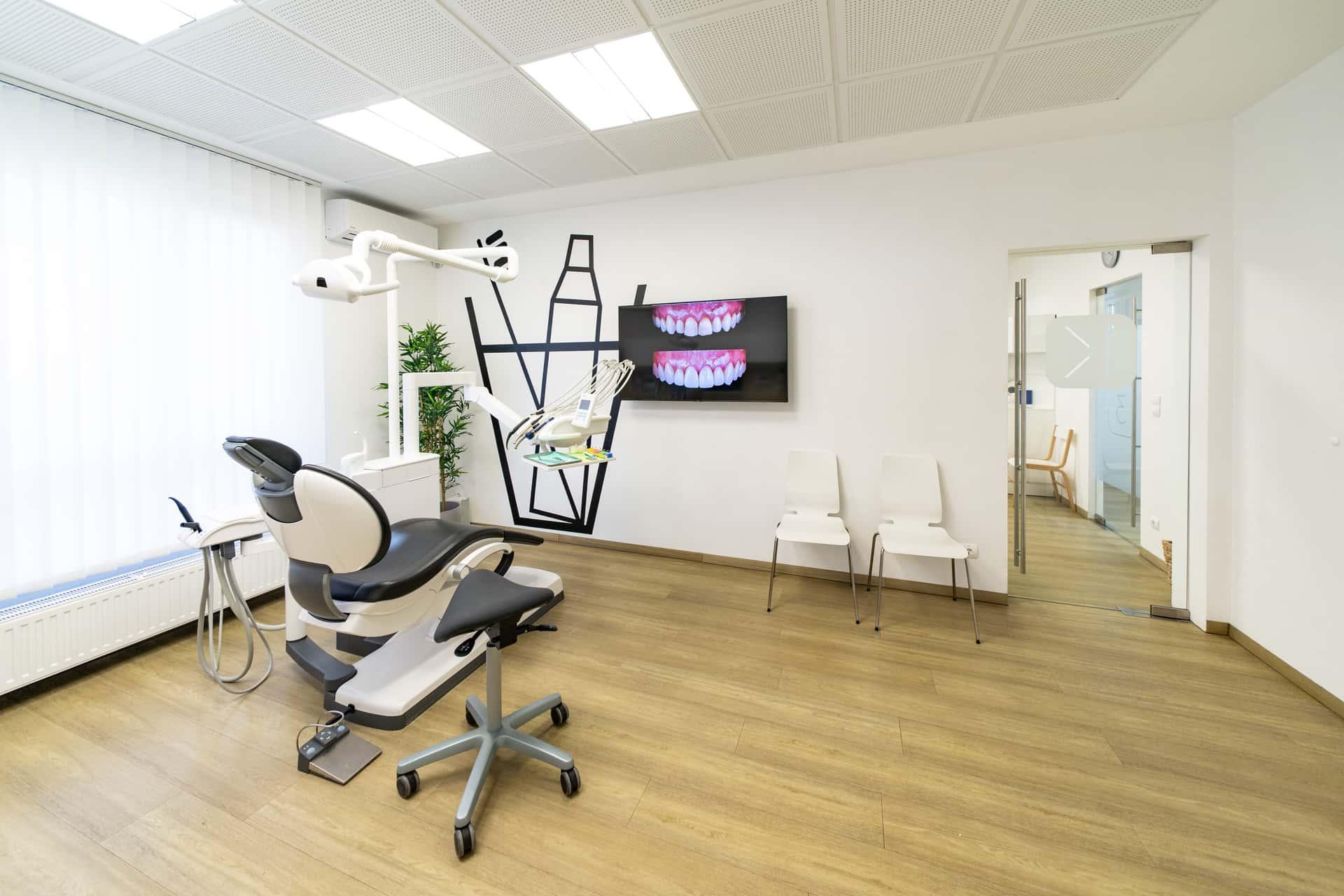 Moderne Zahnheilkunde in Graz